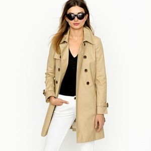 J Crew Collection Icon Trench Coat (no belt)